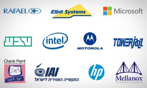 לוגואים של חברות תעשייתיות