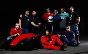 Technion Formula Team 2014