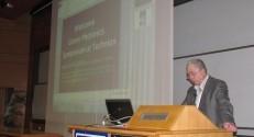 """פרופ' גדי אייזנשטיין, ראש המכון לננוטכנולוגיה ע""""ש ראסל ברי"""