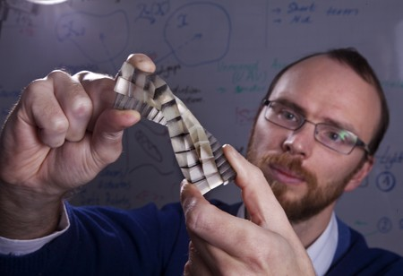 1.Asst. Prof. Stephan Rudykh. Photo Credit: Miki Koren,The Technion's Spokesperson's Office