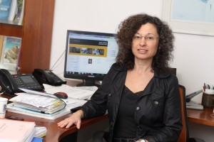 Prof. Orit Hazan, Dean of the Faculty of Education Science and Technology at the Technion