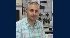 פרופסור משנה אכרם עליאן מהפקולטה לביולוגיה בטכניון