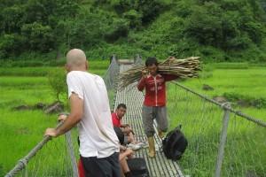 פרויקט בנפאל (ריאקטורים לייצור גז בישול מפסולת)