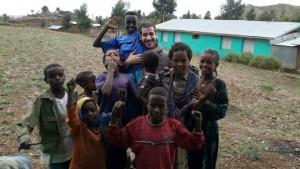 Technion EWB, on site in Ethiopia
