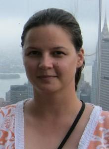 Doctoral student Maria Koifman Khristosov