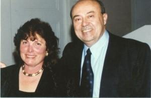 Erna and Andrew Viterbi