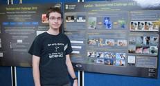 אלעד ריכרדסון, עתודאי מהפקולטה למדעי המחשב בטכניון