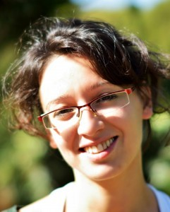 Doctoral student Rita Vilensky. Credit: Technion Spokesperson Office