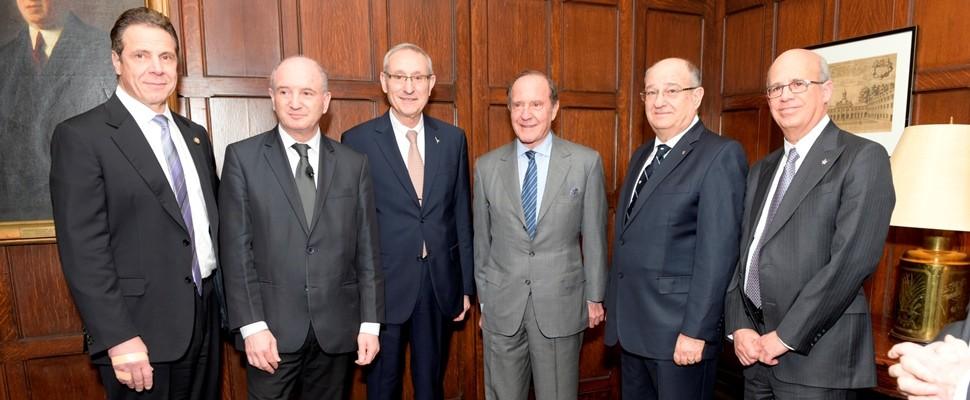 מורטימר צוקרמן הודיע על תוכנית שואפת חדשנות ושינויים לתמיכה בדורות הבאים