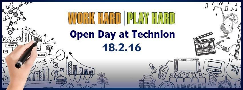 Technion Open Day 2016