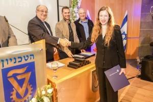 אורית לוסטיג יריב, מורה לביוכימיה וביוטכנולוגיה במכללת אורט – גבעת רם בירושלים