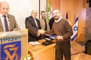 חנן קפשיץ, מורה למתימטיקה בתיכון בויאר בירושלים