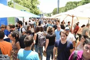 יריד תעסוקה קיץ 2015