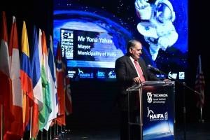 יונה יהב ראש העיר חיפה