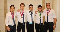 בתמונה, עומרי כהן, ניר מאי, ניצן שפירא, חן ועידו פרידמן