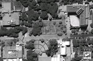 קרדיט לצילום לווין: באדיבות ISI (ImageSat International ) - צולם על ידי הלוויין EROS-B שנבנה בתעשייה האווירית