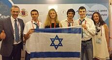 אולימפיאדת הכימיה הבינלאומית: המשלחת הישראלית זכתה בשתי מדליות