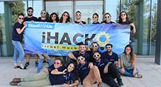 מרתון יזמות ייחודי - iHack