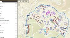 מפות GIS