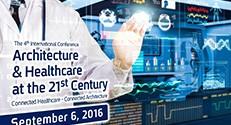 ארכיטקטורה ורפואה במאה ה-21: הכנס הבינלאומי הרביעי בטכניון