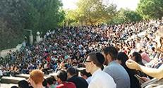 נפתחה שנת הלימודים בטכניון עם 2,000 סטודנטים חדשים