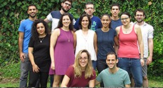 נבחרת הטכניון לתחרות הביולוגיה הבינלאומית iGEM 2016 נבחרת הטכניון עם הקבוצה מפקיסטן שהשתתפה בפעם הראשונה בתחרות אסיף גיל מציג את הפרויקט בפני סטודנטים מהקבוצות האחרות