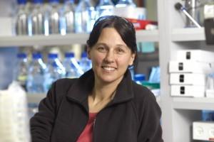 פרופ' פיליפה מלמד מהפקולטה לביולוגיה בטכניון