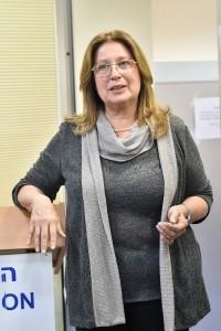 שרה קציר ראש היחידה לקידום סטודנטים בטכניון