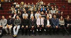 עיריית נשר והטכניון העניקו מלגות לכ-100 סטודנטים תושבי נשר