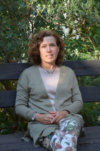 Prof. Naama Brenner from the Technion Department of Chemical Engineering