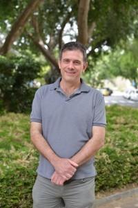 Prof. Yoav Soen from Weizmann Institute