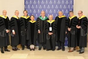 הזוכים בתואר דוקטור לשם כבוד מהטכניון לשנת 2017