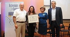 פרס אדליס לחקר המוח לשנת 2017 הוענק לפרופ'-משנה אסיה רולס מהטכניון