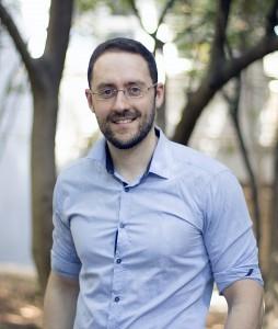 """הדוקטורנט מרק שיינין, הפקולטה להנדסת חשמל ע""""ש ויטרבי בטכניון"""