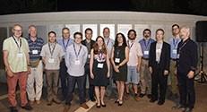 תמונה קבוצתית של משתתפי הסדנה PESO 2017