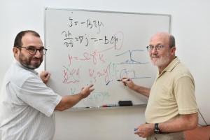 Dr. Eugen Rabkin & Dr. Leonid Klinger