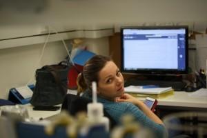 """ד""""ר סבטלנה פרידמן מהפקולטה לביולוגיה בטכניון"""