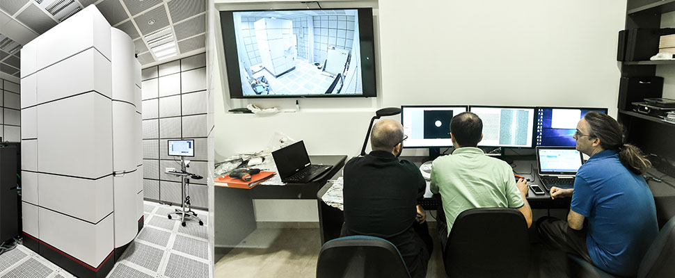 The World's Best Electron Microscope at Technion