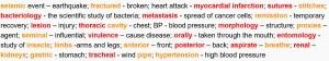 De-Jargonizer - התוכנה מחזירה למשתמש טקסט צבוע: בשחור מילים בשכיחות גבוהה, בצהוב מילים בשכיחות בינונית, ובאדום מילים בשכיחות נמוכה, שיש לשקול את החלפתן.