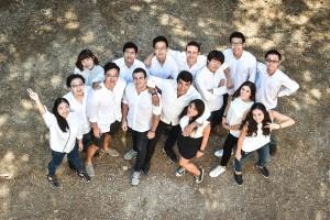 15 סטודנטים מ-6 מדינות סיימו את לימודיהם במרכז הבינלאומי בטכניון
