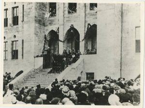 דקה היסטורית על הקשר בין הצהרת בלפור והטכניון