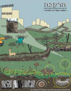 הרקבה – פרויקט של נעם אטיאס