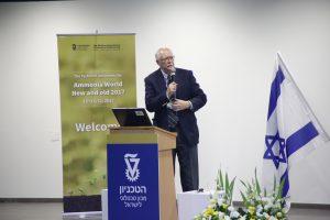 """קנט אנדרסון, נשיא לשעבר במכון הבינלאומי לקירור אמוניה, יו""""ר לשעבר במכון לבטיחות והכשרה באמוניה"""