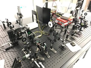 המערכת האופטית במעבדה – שיתוף פעולה בין הטכניון ל- CREOL