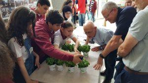 """אירוע הגמר של תוכנית """"נוער שותה מים ודעת"""" התקיים החודש בטכניון"""