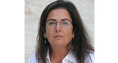 Prof. Marcelle Machluf, honored by the State of Israel on its 70th Independence Day.