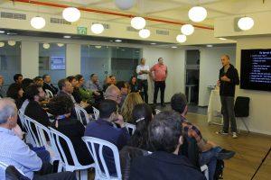 מאיץ הסטרטאפים של מוסד הטכניון Technion Drive Accelerator