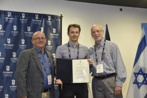 """ד""""ר ודים אינדלמן מהפקולטה להנדסת אווירונוטיקה וחלל"""
