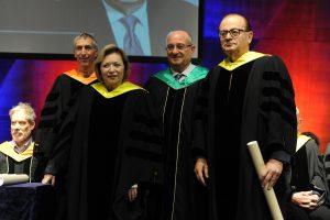 Dr. Andrew Goldenberg and Aviva Goldenberg