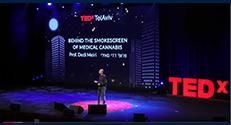 הרצאתו המרתקת של פרופ'-משנה מאירי באירוע TEDx שנערך בתל אביב